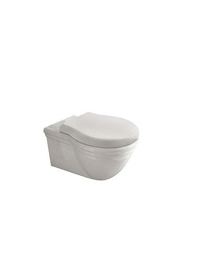 Závěsná wc toaleta vintage white Paestum 57cm výrobce Globo