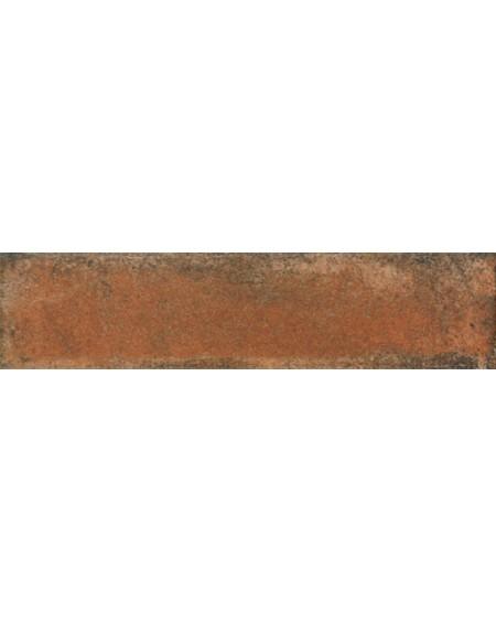 Dlažba obklad retro klinker matný Granada rojo 5,8x24,5cm výrobce Ape