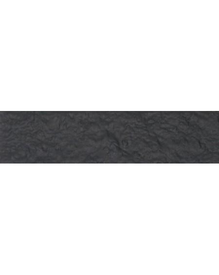 Dlažba obklad retro klinker matný 6x25cm yin black výrobce Ape