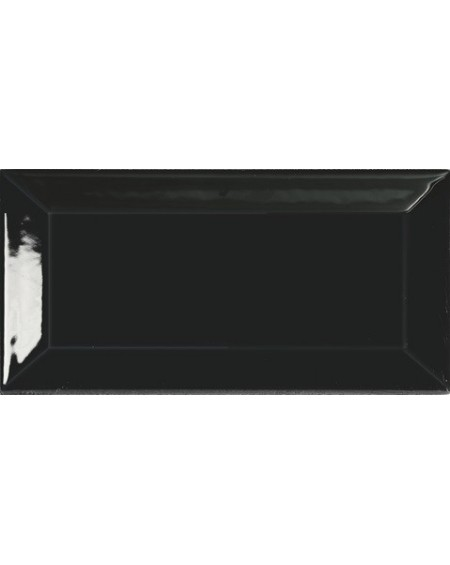 Obklad Diamante nero diamant 7,5x15 cm lesk výrobce Tonalite