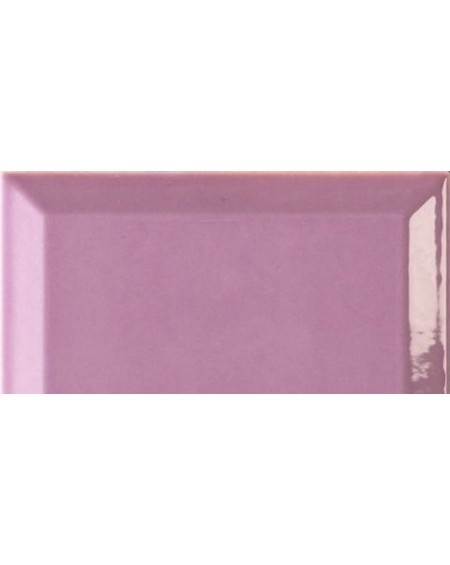Obklad Diamante lilla diamant 7,5x15 cm lesk výrobce Tonalite