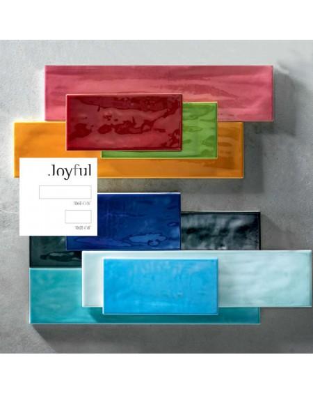 Obklad retro collezione colore Joyful 10x40 cm výrobce Tonalite