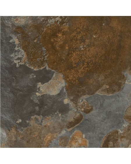 Dlažba obklad imitující přírodní kámen Nuslate Rajach 60,5x60,5 cm nature výrobce La Fabbrica matná