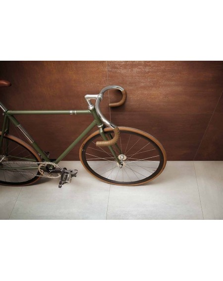 Dlažba obklad imitace kovu Trace corten 60x60cm nature matná výrobce Caesar It. R9