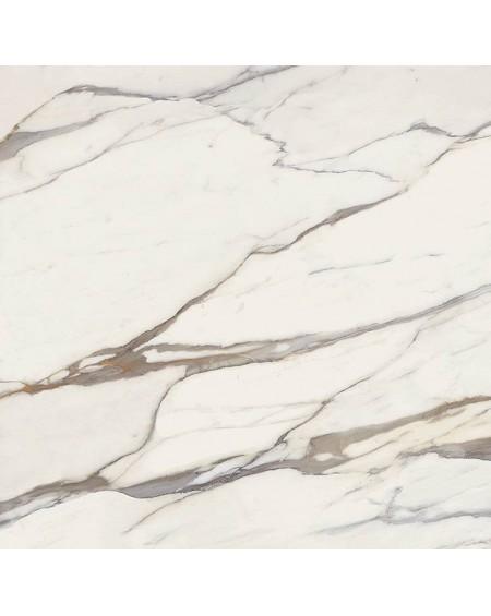 Dlažba obklad bílý mramor Calacatta Gold Glossy ultra slim 120x120cm tl. 6,5mm rtt. Výrobce Fondovalle Italy lesk