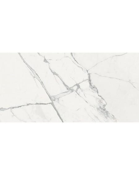 Dlažba obklad bílý mramor Calacatta White Glossy ultra slim 120x240cm tl. 6,5mm rtt. Výrobce Fondovalle Italy lesk