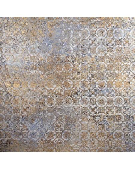 Dlažba obklad imitující provence retro Carpet Vestige natural dekore 100x100cm výrobce Aparici povrch matný