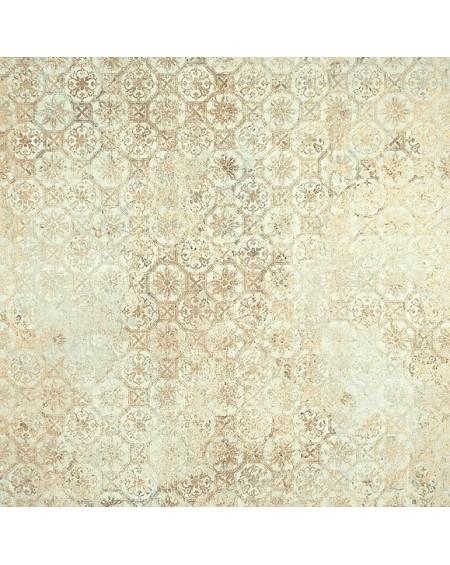 Dlažba obklad imitující provence retro Carpet Sand natural dekore 100x100cm výrobce Aparici povrch matný