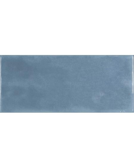 Koupelnový obklad retro lesklý modrý Maiolica bluesteel 11x25cm cm výrobce Roca