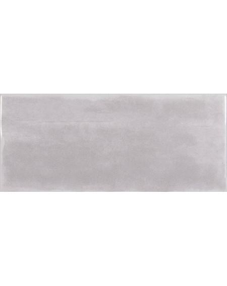 Koupelnový obklad retro lesklý Maiolica Tender Gray 11x25cm cm výrobce Roca