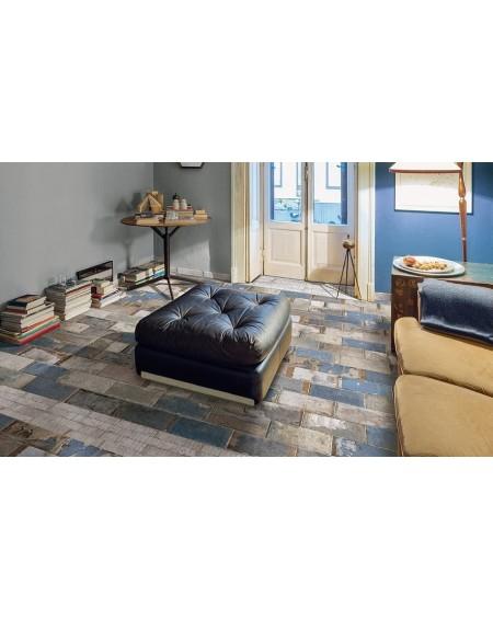 Dlažba obklad Havana Sky 10x20cm výrobce Cir modrá patina