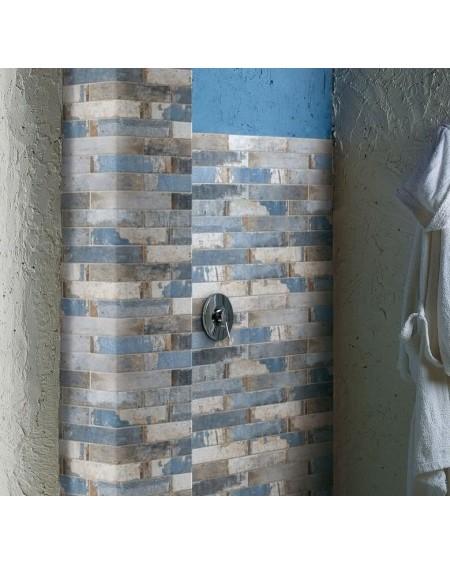 Dlažba obklad Havana Sky 26x27cm výrobce Cir modrá patina