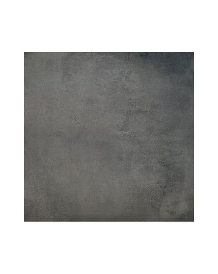 Dlažba obklad velkoformátová imitující beton Warerfront N60 Black 60x60cm výrobce Leonardo Italy kalibrovaná matná