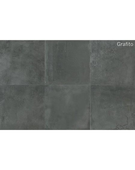 Dlažba obklad imitace betonu Titan Grafito 75x75cm rtt. Naturale výrobce Pamesa matná