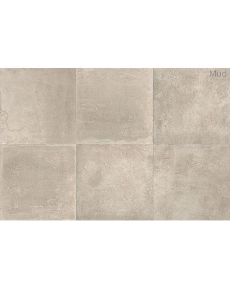 Dlažba obklad imitace betonu Titan Mud 75x75cm rtt. Naturale výrobce Pamesa matná