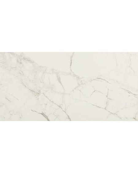 Dlažba obklad imitující mramor bílý 60x120cm rtt. Polished výrobce Pamésa lesklá