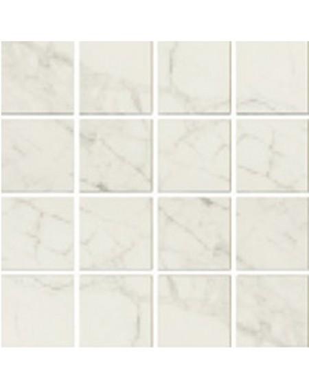 Dlažba obklad imitující mramor bílý 60x120cm rtt. Polished výrobce Pamésa lesklá / Malla mosaico 30x30cm 1/m2