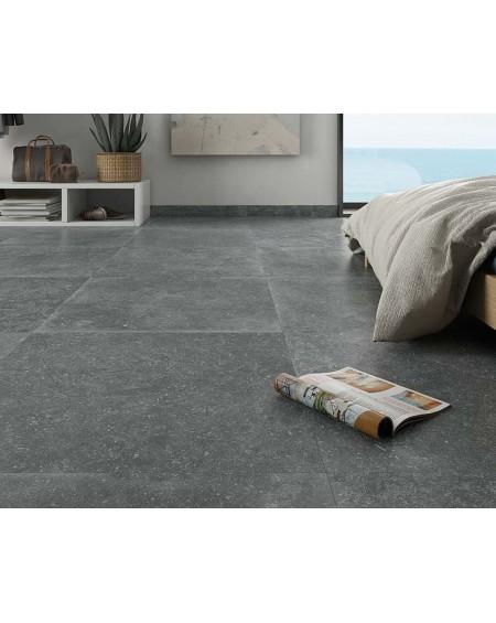 Dlažba obklad imitující hladký kámen beton Cromat Belgio Gris 75x75cm rtt. Výrobce Pamesa matná