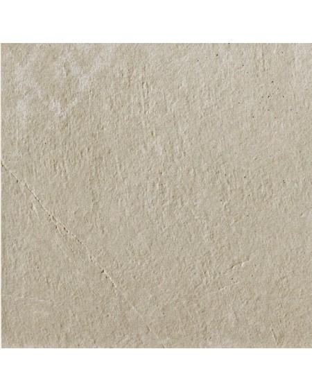 Dlažba obklad velkoformátová imitující beton Word Up AL almond 60x60cm natural rtt. Výrobce Leonardo It. Povrch mat