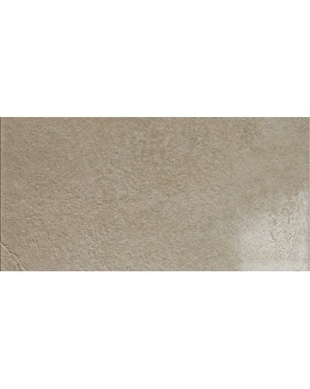 Dlažba obklad velkoformátová imitující beton Word Up AL almond 30x60cm lappato rtt. Výrobce Leonardo It. Povrch lesk