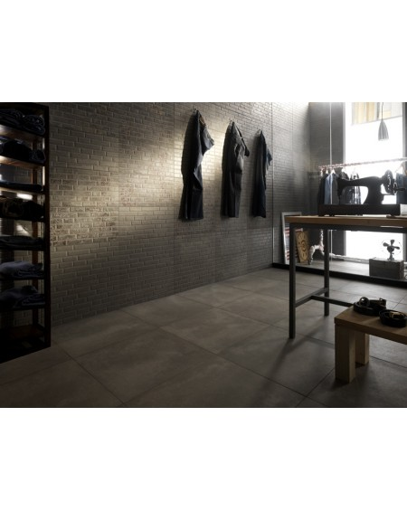 Dlažba obklad velkoformátová imitující beton Word Up CE cemento 60x60cm naturale rtt. Výrobce Leonardo It. Povrch mat /dlažba