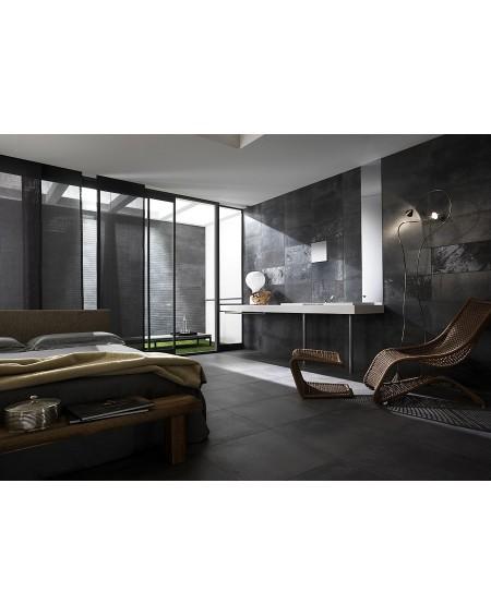 Dlažba obklad velkoformátová imitující beton Word Up GR grey 60x60cm naturale rtt. Výrobce Leonardo It. Povrch mat