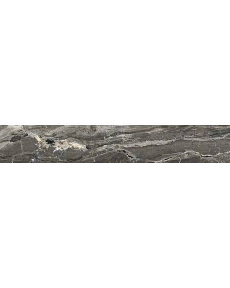 Dlažba obklad imitující šedý tm. Mramor Castle Windsor 20x120 cm Rtt. Lappato povrch lesk kalibrováno výrobce La Fabbrica