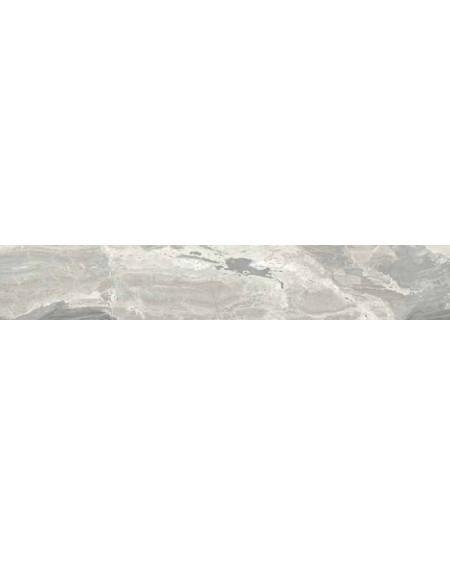 Dlažba obklad imitující šedý mramor Castle Chambord 20x120 cm Rtt. Lappato povrch lesk kalibrováno výrobce La Fabbrica