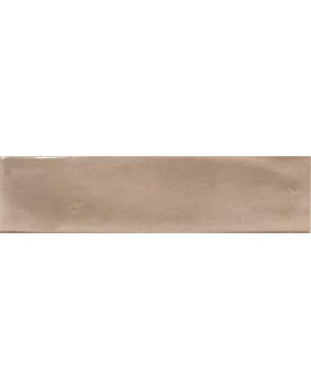 Koupelnový obklad retro lesklý Opal vison béžový 7,5x30 cm výrobce Cifre