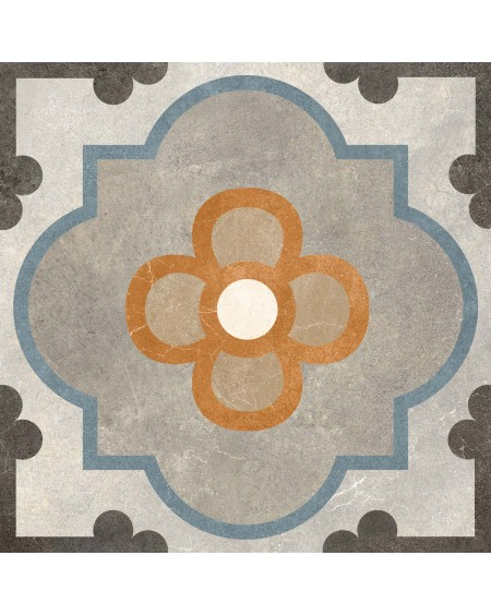 Dlažba obklad patchwork retro se vzorem decor Mix Avenue Deco 60x60cm povrch R9 výrobce Arcana cena za 1/m2