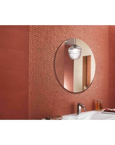 Koupelnový obklad barevný matný Color Line Marsala 25x75cm výrobce Fap