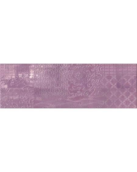 Koupelnový obklad barevný lila Sole Buganvilla 25x75 cm lesk výrobce Fap / Gioiello Inserto cena za 1/ks