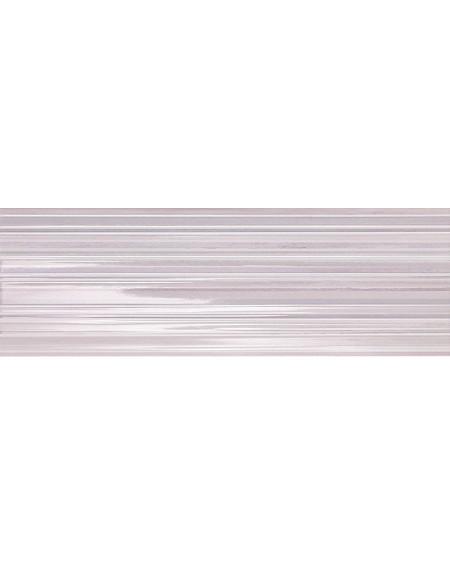 Koupelnový obklad barevný lila Sole Glicine 25x75 cm lesk výrobce Fap / Sfumature Lilla dekore cena za 1/m2