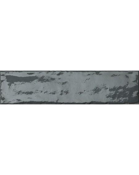 Obklad retro lesklý brillante Brooklyn Carbon 7,5x30cm výrobce Fap