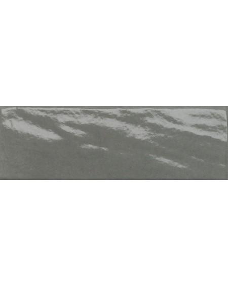 Obklad lesklý retro Manhattan Smoke 10x30cm výrobce Fap Italy