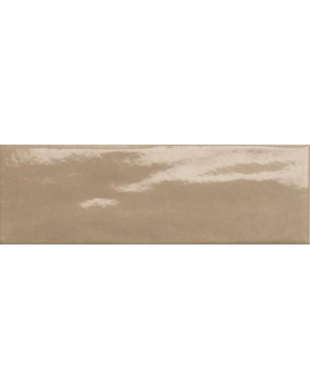 Obklad lesklý retro Manhattan Sand 10x30cm výrobce Fap Italy
