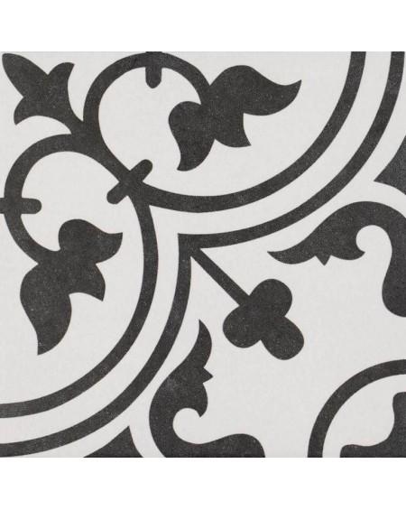 Dlažba obklad se vzorem art retro patchwork matná Arte 25x25cm výrobce Codicer