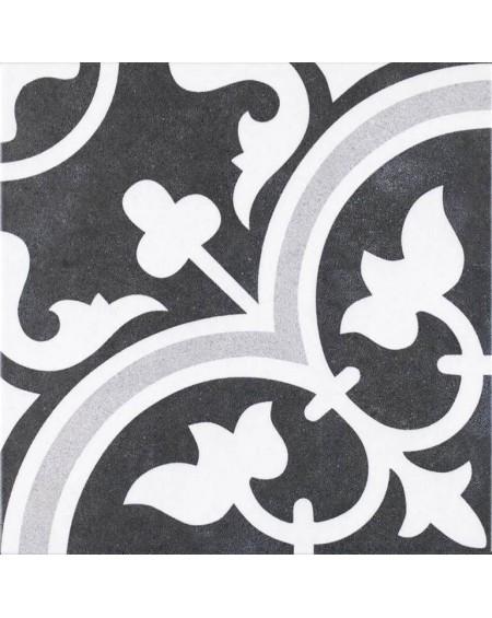 Dlažba obklad se vzorem art retro patchwork matná Arte Due 25x25cm výrobce Codicer