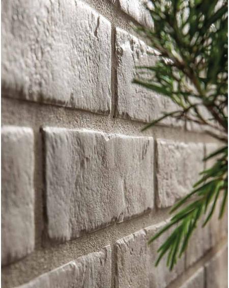 Dlažba obklad brick matná Tribeca mud 6x25cm výrobce Rondine