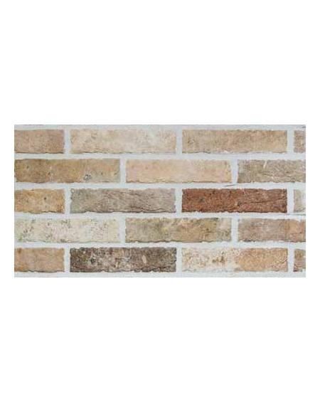 Dlažba obklad brick matná Tribeca multicolor 6x25cm výrobce Rondine