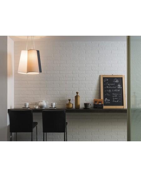Obklad brick polomatný New York white 6,5x25cm výrobce Rondine