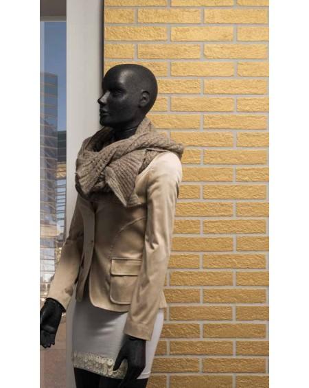 Obklad brick polomatný New York Venice gold 6,5x25cm výrobce Rondine