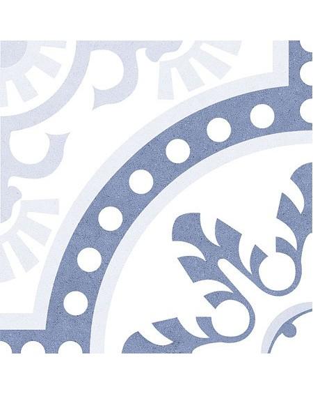 Dlažba obklad se vzorem Duart Artic Art retro 25x25cm matná výrobce Codicer