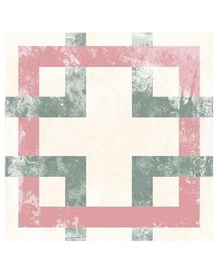 Dlažba obklad patina Heritage mix 25x25cm Maiolica patchwork polomatná výrobce Codicer