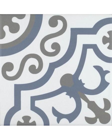 Dlažba obklad se vzorem Hidraulico Ducados Art retro 25x25cm pololesk výrobce Codicer cena za 1/m2