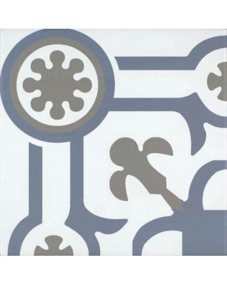 Dlažba obklad se vzorem Hidraulico Ducados Agulo Art retro 25x25cm pololesk výrobce Codicer cena za 1/m2