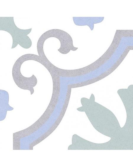 Dlažba obklad se vzorem Lacour Aqua Art retro 25x25cm polomat výrobce Codicer