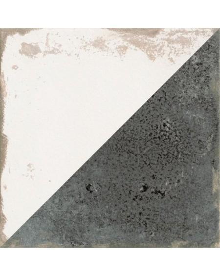 Dlažba obklad Antique Diagonal NE - MIX černobílá patina 33x33cm výrobce Realonda
