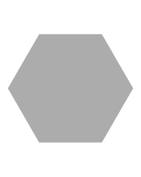 Dlažba obklad Basic Silver 22x25cm Hexagon šestihran výrobce Codicer polomat holubí šeď
