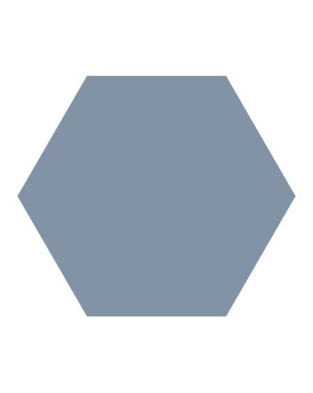 Dlažba obklad Basic Ducados 22x25cm Hexagon šestihran výrobce Codicer polomat denimová modř